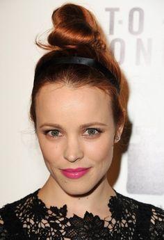 Rachel McAdams hairstyle