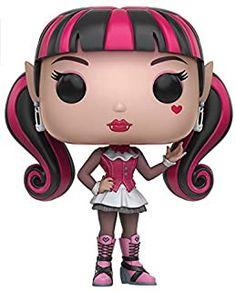 Monster High Dibujos, Monster High Dolls, Draculaura, Pop Goes The Weasel, Funko Pop Dolls, Pop Figurine, Harry Potter, Pop Toys, Pop Heroes