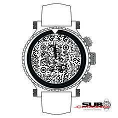 What is your Time? Brand #QR Codes