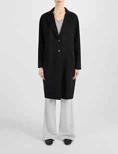 Light Double Cashmere Sido Coat alternative image