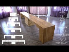 Transformer Table is raising funds for Transformer Bench - The Only Seat You Will Ever Need on Kickstarter! Blending style with efficiency,the Transformer Bench is perfect for all homes and occasions,large and small. Diy Network, Better Homes And Gardens, Outdoor Furniture, Outdoor Decor, Transformers, Dining Bench, Living Spaces, Innovation, This Is Us