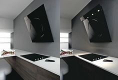 When is a cooker hood not a cooker hood? When it is an Elica OM. The sleek Italian design bears no resemblance to the typical extractor fan models. It looks like a wall mounted flat panel TV or even a funky piece of art! The fan itself is located in the round part which can …