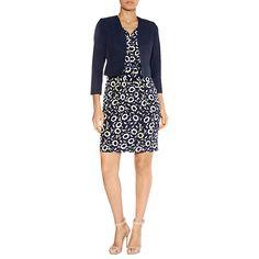 Buy Havren Grosgrain Jacket, Midnight, 8 Online at johnlewis.com
