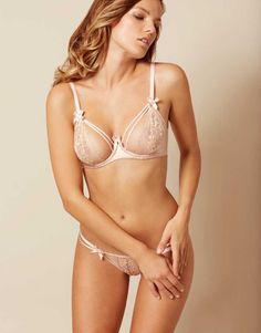 Tanya Bra in Nude |Agent Provocateur