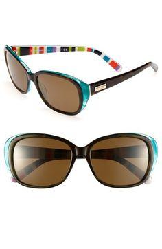 4894263d72e 54mm polarized sunglasses in olive tortoise Sunglasses Outlet