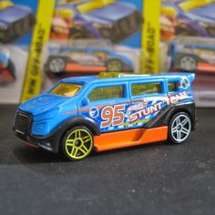 2014 Hot Wheels Speedbox Treasure Hunt mint on card