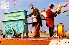 Festival Internazionale dell'aquilone di #Cervia