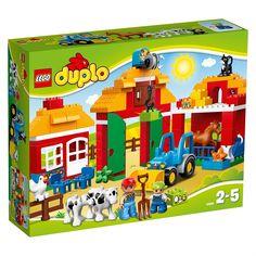 LEGO - 10525 - La Grande Ferme: Amazon.fr: Jeux et Jouets