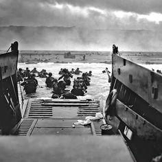 Omaha beach. June 6, 1944. Thank you <3.