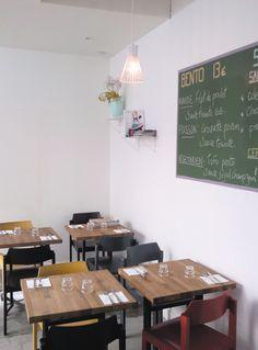 nanashi - marais lunch