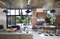 Saratoga Creek House by WA Design