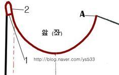 여자 무령의 : 네이버 블로그 Line Chart, Diagram, Pattern, Patterns, Model, Swatch