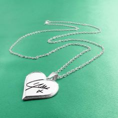 One Direction 'Liam Signature' Heart Necklace One Direction Official Jewelry, http://www.amazon.com/dp/B008S9EQIM/ref=cm_sw_r_pi_dp_Orb0qb12R16QE
