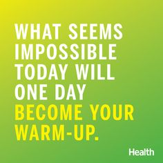 Some fitspiration! Stay motivated with your weight loss plan or workout routine with these 24 popular motivational quotes and sayings.   Health.com