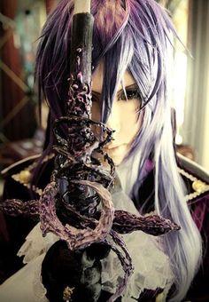 Kamui Gakupo (Duke of Venomania version) (Vocaloids)