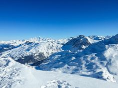 Why on earth would anyone want to go skiing? We can think of a few reasons. Go Skiing, Mount Everest, To Go, Earth, France, Mountains, Travel, Viajes, Destinations