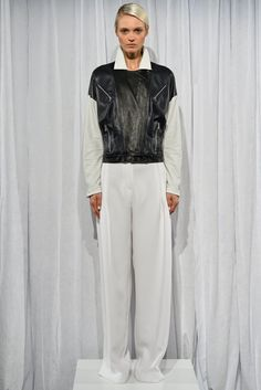 Jonathan Simkhai Spring 2014 Ready-to-Wear Fashion Show