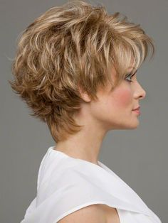 blonde highlights for short hair 2017