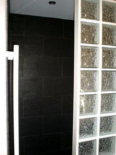 douche en ardoise sur pinterest ardoise ardoise salle de bains et tuiles d 39 ardoise. Black Bedroom Furniture Sets. Home Design Ideas