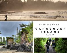10 things to do on Vancouver Island in British Columbia, starting with the BC Ferries ride across the ocean from Vancouver. Vancouver Island, Canada Vancouver, Visit Vancouver, Victoria British, West Coast Road Trip, Canada Travel, Canada Trip, Holiday Places, British Columbia