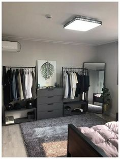 64 the coolest and simple but luxury bedroom decor is perfect for your home page. 64 the coolest and simple but luxury bedroom decor is perfect for your home page 19 Room Ideas Bedroom, Small Room Bedroom, Gray Bedroom, Home Decor Bedroom, Modern Bedroom, Contemporary Bedroom, Master Bedroom, Bedroom Furniture, Bed Room