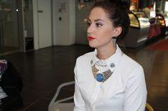 'Destiny' and 'Blue Moon' pieces are refreshingly unique!   theclassicfuture.com Blue Moon, Destiny, Brooch, Unique, Jewelry, Style, Fashion, Swag, Moda