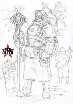 soviet Shocktrooper by TugoDoomER.deviantart.com on @deviantART