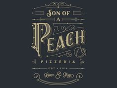 Son Of A Peach by Ilham Herry