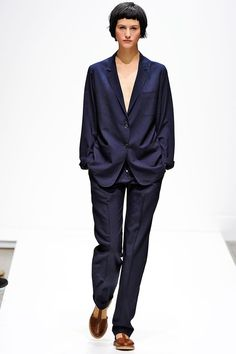 MARGARET HOWELL SPRING/SUMMER 2013 – LONDON FASHION WEEK | The Curiously Creative Chirag H Patel