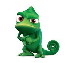 PASCAL (Raiponce) - Raiponce est disponible en Blu-ray et DVD Disney. - © Disney #PASCAL