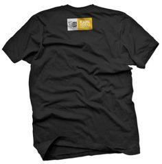 T-Shirt Save Asian Leopard Cat (Back)