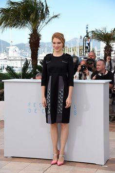 Léa Seydoux Design: Prada