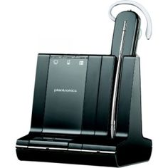 PLANTRONICS 86507-21 / Savi W745-M Headset / Mono - Wireless - DECT - 350 ft - Over-the-ear, Behind-the-neck, Over-the-head - Monaural - In-ear - Noise Cancelling Microphone. Brand Name: Plantronics Product Line: Savi Product Series: 700 Product Model: W745-M Product Name: Savi W745-M Headset Marketing Information: Savi 700 Series Multiple devices. Singular control. The Savi 700 series is changing the way productivity-focused office professionals communicate. With multi-device…