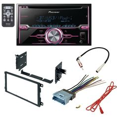 Pioneer Aftermarket Car Radio Stereo CD Player Dash