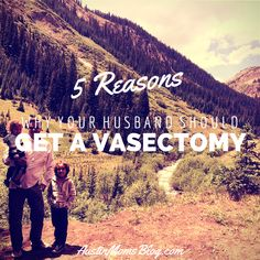 A Vasectomy is a procedure of cutting the male vas deferens.  In its typical and perfect usage failure rate is .1%.  The advantages are it is a permanent procedure.  Disadvantages are if reasons for the procedure change, and it may take a few months for the semen to be free of sperm.  There is no prescription for this, as it is a medical procedure.-- Breaking the Contraceptive Barrier: Techniques for Effective Contraceptive Consultations. ARHP: 2008