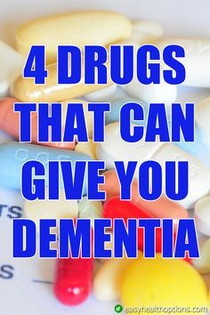 If it's not shocking enough that dementia kills more people than breast and prostate cancer combined, how about this… You may be taking a common medication right now that increases your risk of developing dementia by as much as 54 percent!