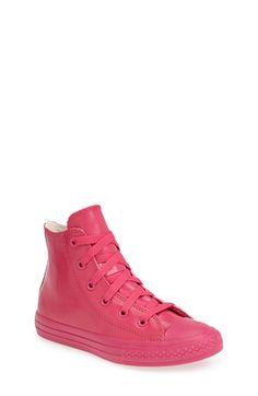 Converse Chuck Taylor® All Star® Waterproof Rubber Rain Sneaker (Toddler & Little Kid)