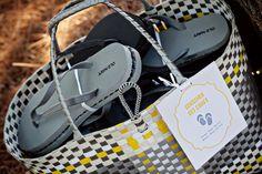 #flip-flops  Photography: Pure 7 Studios - pure7studios.com Event Planning: Carillon Weddings by Victoria - carillonweddings.com Flowers: Events by Nouveau Flowers - eventsbynouveauflowers.com/  Read More: http://www.stylemepretty.com/southeast-weddings/2012/01/27/carillon-beach-wedding-by-pure-7-studios/