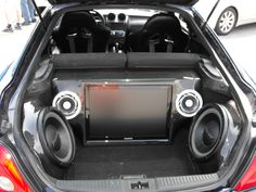 FS: Carbon Fiber partout (Bodykit, monitor enclosure, sub enclosure) - New Tiburon Forum : Hyundai Tiburon Forums Custom Car Audio, Custom Cars, Car Audio Shops, Car Audio Installation, Subaru Cars, Car Audio Systems, Car Sounds, Car Gadgets, Car Wheels