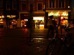 City of lights...