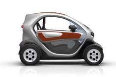 Twizy é equipado com motor 100% elétrico e tem autonomia de 100 km - Foto: Divulgação