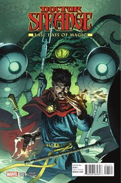 Preview: Doctor Strange: The Last Days of Magic #1, Story: Jason Aaron Art: Mike Perkins Cover: Mike Perkins Publisher: Marvel Publication Date: April 27th, 2016 Price: $5.99 This comp..., #All-Comic #All-ComicPreviews #Comics #DoctorStrange:TheLastDaysofMagic #JasonAaron #Marvel #MikePerkins #previews