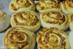 Lunch Box: Pizza Scrolls Recipe (Thermomix) | Be A Fun Mum