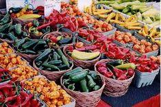 Farmers Market-Wednesdays and Saturdays