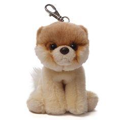 "Itty Bitty Boo Backpack Clip 5"" Plush The World's Cutest Dog # 4040477 Gund NWT  #GUND"