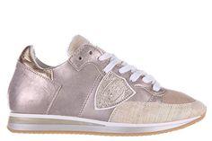 Philippe Model Damenschuhe Turnschuhe Damen Leder Schuhe Sneakers tropez metalli - http://on-line-kaufen.de/philippe-model/philippe-model-damenschuhe-turnschuhe-damen-10