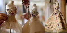 The Fashion Doll Chronicles: Le Petit Théâtre Dior - Haute Couture in miniature