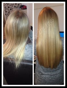 Thin to thick hair using fusion bond hair extensions by pandoras mix of blondes using fusion bond hair extensions by pandoras lox hair extensions in southend on pmusecretfo Images