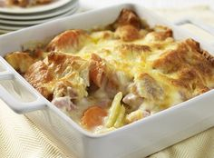 Farmer's bacon bake
