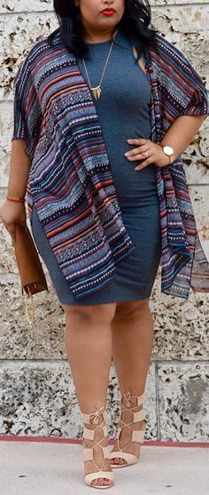 c66dfa6ca984 40+ Curvy Spring Outfits You Can Copy Right Now. Plus Size Fashion For ...